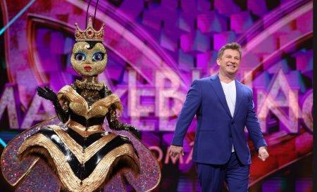 Cine este Albina de la Masked Singer Romania sezonul 2? Asta ma face sa cred ca ai cantat pe marile scene