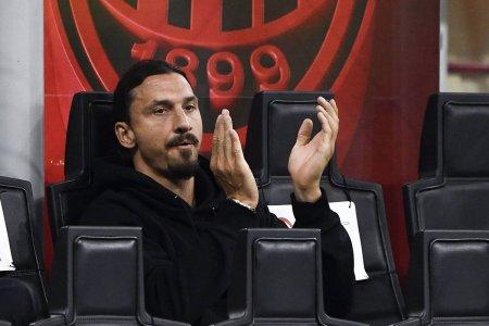 Zlatan Ibrahimovic loveste din nou: Sunt cel mai bun din lume! Messi si Ronaldo au in plus doar trofee