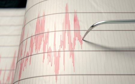 Un cutremur cu magnitudinea 3,2 a avut loc in judetul Buzau