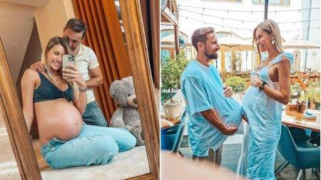 Gabriela Prisacariu a nascut. Primele imagini cu baietelul ei cu Dani Otil
