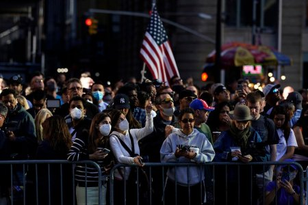 Durerea este inca acolo: Comemorare in New York a 20 de ani de la atentatele teroriste de la Turnurile Gemene