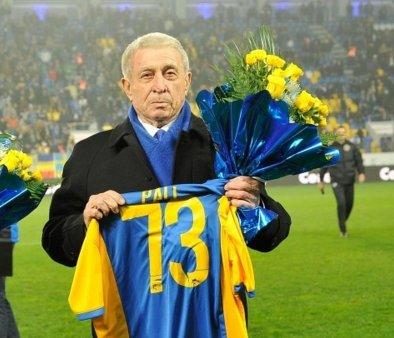 A murit Șandor Pall, singurul campion european din istoria <span style='background:#EDF514'>PETROL</span>ului si membru al Generatiei de Aur a clubului
