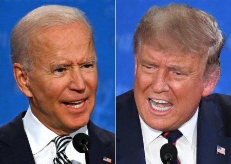 <span style='background:#EDF514'>DONALD TRUMP</span>, atac la Joe Biden la comemorarea atentatelor: Liderul tarii noastre a fost facut sa para ca un prost