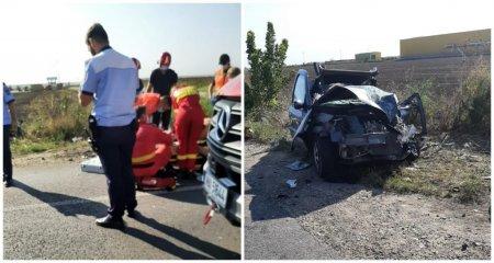 Angajati CNAIR, cercetati dupa ce au jefuit victimele unui accident rutier din Ilfov