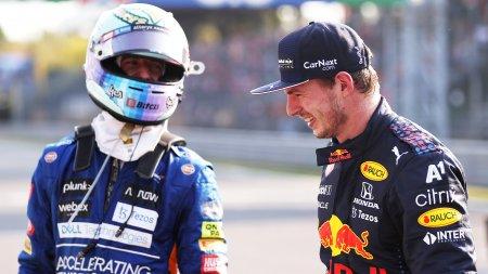 Verstappen in pole position la <span style='background:#EDF514'>MONZA</span>