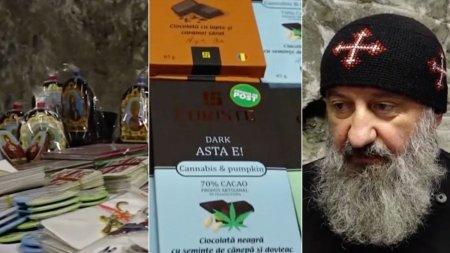 Tarabe cu icoane si ciocolata cu marijuana la Salina Praid. <span style='background:#EDF514'>PREOT</span>: Nu e drog, e canepa. E unsa cu dragoste