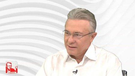 Cristian Diaconescu, presedintele PMP, despre criza politica la Interviurile lui Cristoiu: Nu-i vad capabili de o impacare. Eu nu am mai vazut partid care sa se imparta in doua in timp ce e la guvernare