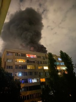 Șeful Garzii de Mediu, sfat dupa incendiul din Capitala: Sa tinem geamurile <span style='background:#EDF514'>INCHISE</span>
