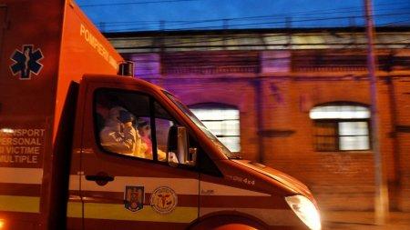 O femeie din Alba a nascut prematur, in autospeciala SMURD, in drum spre spital. <span style='background:#EDF514'>BEBE</span>lusul este sanatos