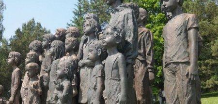 Una dintre cele mai revoltatoare atrocitati ale nazistilor. Soarta cumplita a copiilor din Lidice