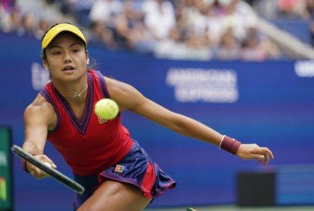 Englezii au gasit cheia succesului Emmei Raducanu » Trucul folosit de tatal roman al campioanei de la US Open