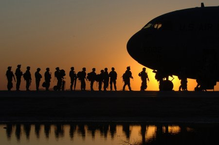 Atac impotriva trupelor americane in Irak! Au folosit drone cu materiale explozive