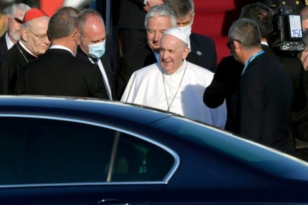 Papa Francisc se va intalni cu Viktor Orban, in timpul unei vizite la Budapesta