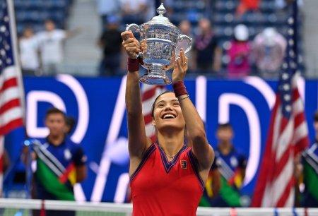 Portretul Emmei Raducanu facut de chinezi » Cum a ajuns campioana la US Open, ce pasiuni are si ce rol au avut parintii in cariera ei