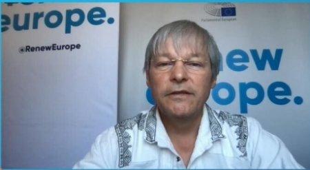 VIDEO Pe modelul 'Moldova nu e a voastra, ci a urmasilor', Dacian Ciolos decreteaza: 'USR-PLUS nu a fost al lui Nicusor, <span style='background:#EDF514'>BARNA</span> sau Dacian, ci e al tuturor'