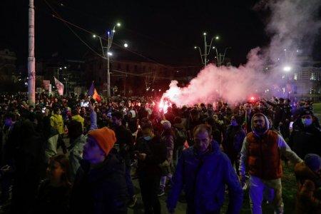 Proteste in Turcia, Olanda si Austria impotriva restrictiilor anti-pandemie