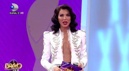 Olga Verbitchi de la Bravo, ai stil! Celebrieties sezonul 7 a fost descalificata, dupa ce a incalcat regulamentul