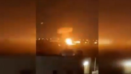 Atac in Irak. Aeroportul din Erbil si o baza aeriana a coalitiei internationale au fost atacate cu drone armate