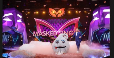 Cine este Pufosul de la Masked Singer Romania sezonul 2. Este una dintre cele mai iubibile masti