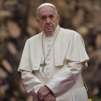 PAPA FRANCISC: 'An<span style='background:#EDF514'>TISE</span>mitismul in Europa este un fitil care trebuie stins and #39; and #39;