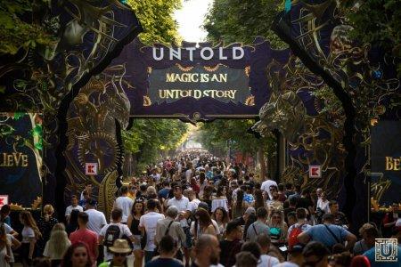 UNTOLD 2021: 20 de persoane au fost prinse cu droguri in a treia zi a festivalului