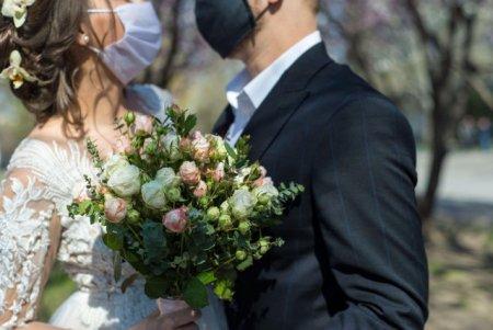 Citu propune folosirea certificatului verde pentru nunti. As vrea sa ne asiguram ca nu sunt anulate