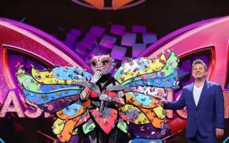 Cine este Fluturele de la Masked Singer Romania sezonul 2. M-am gandit la Elena Carstea