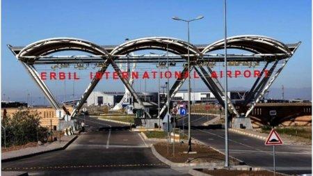 Un atac cu drone armate a vizat sambata seara aeroportul international Erbil din Irak