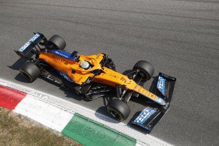 Dubla pentru McLaren la Monza si prima victorie in F1 dupa 3213 zile