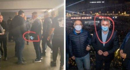 Lucian Bode, prezent la UNTOLD fara masca. Sindicatul Europol: Legea in Romania se imparte intre jmecheri si <span style='background:#EDF514'>FRAIERI</span>