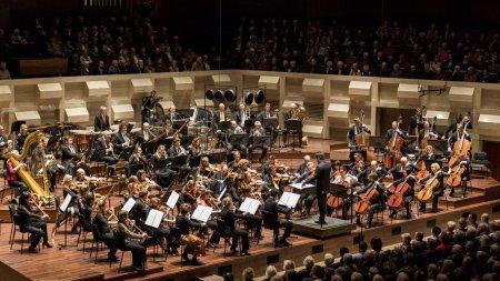 Filar<span style='background:#EDF514'>MONIC</span>a din Rotterdam urca pe scena Festivalului Enescu impreuna cu celebrul pianist Yefim Bronfman. Diana Damrau revine la Ateneu