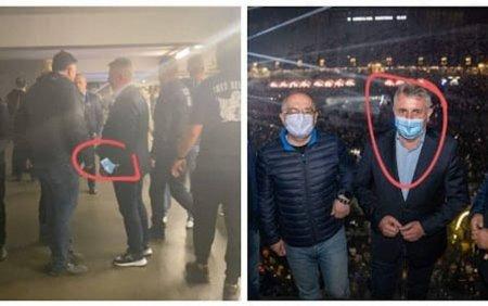 Europol: Ministrul de Interne, fara masca la Untold. Pentru ca legea in Romania se imparte intre jmecheri si <span style='background:#EDF514'>FRAIERI</span>