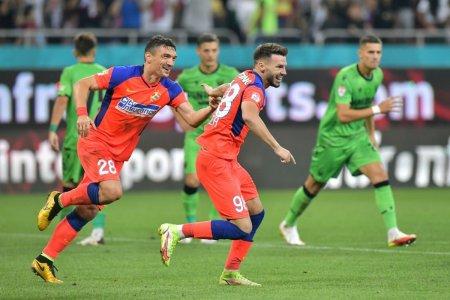 U<span style='background:#EDF514'>MILIN</span>ta fara precedent » Cea mai drastica infrangere din istoria de 73 de ani a lui Dinamo in campionat