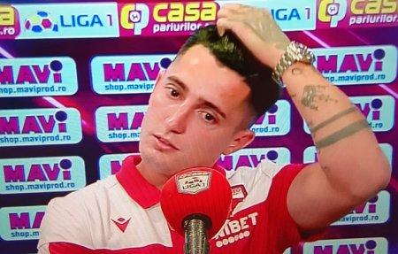 Steliano Filip, cu ochii in lacrimi dupa u<span style='background:#EDF514'>MILIN</span>ta cu FCSB: A vazut o tara intreaga! Kovacs mi-a zis ca intrerupe meciul!
