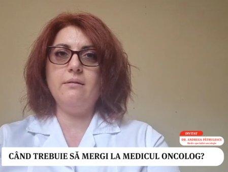 Healthcare <span style='background:#EDF514'>TREND</span>s VIDEO. Cele mai des intalnite forme de cancer in Romania. Cum le prevenim? Andreea Patrulescu, medic specialist Oncologie, ofera raspunsuri