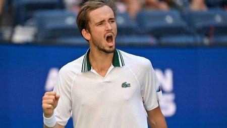 El este campionul din 2021 de la US Open! Daniil Medvedev a cucerit un titlu de Grand Slam