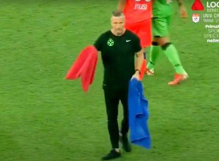 Mihai Stoica, gest ironic imediat dupa finalul derby-ului FCSB - Dinamo! Cum si-a umilit rivala