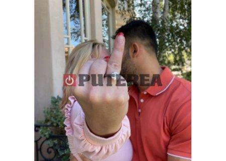 Britney Spears s-a logodit. Partenerul ei este cu 12 ani mai tanar