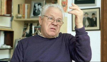 Ce se intampla cu Valentin Uritescu la 80 de ani, dupa o lupta grea cu <span style='background:#EDF514'>PARK</span>insonul. A cerut sa fie internat intr-un centru medical
