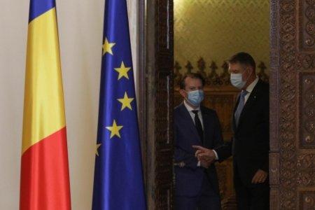 Iohannis si Citu, impreuna la un alt eveniment, in criza politica, dupa d<span style='background:#EDF514'>EMISIILE</span> USR Plus si atacurile lui Orban