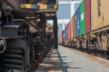 cargo-partner prezinta serviciul saptamanal de transport feroviar LCL din Shanghai la Bucuresti