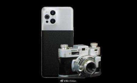 Oppo pregateste un model Find X3 Pro in parteneriat cu legendarul brand foto Kodak