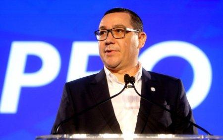 Victor <span style='background:#EDF514'>PONTA</span> castiga lunar mii de euro din bani publici dupa ce s-a angajat pe postul de consilier juridic la propriul partid