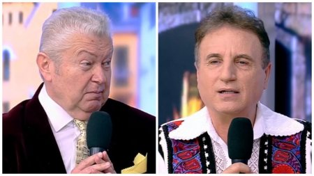 Nou conflict in lumea cantaretilor de folclor. Ce au de impartit Gheorghe Turda si Constantin Enceanu: Am avut si bodyguarzi