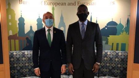 Fostul ambasador al SUA la Chisinau, numit de curand la conducerea Departamentului de Stat