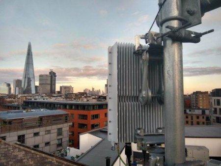 Ericsson si Vodafone au demonstrat imbunatatirea performantei energetice a unui site mobil folosind tehnologie 5G