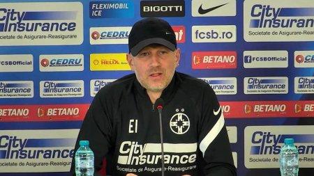 Edi Iordanescu, laude pentru Gigi Becali dupa victoria din derby: Se tine de tot ce mi-a promis. Echipa simte asta