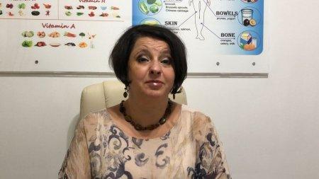 Dieta saptamanii, cu Lygia Alexandrescu. Idei pentru pachetelul de la scoala