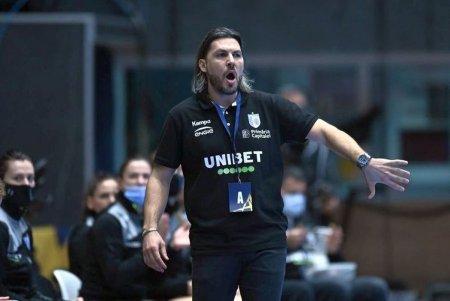 CSM Bucuresti, ultimatum pentru antrenorul Adi <span style='background:#EDF514'>VASILE</span> » Esecul din Danemarca ii poate fi fatal