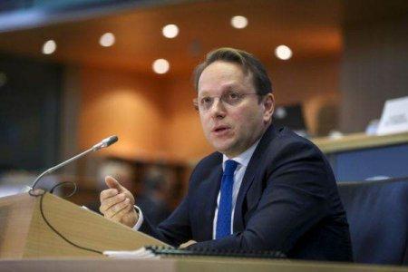Comisarul european Oliver Varhelyi sustine un nou tip de parteneriat cu Turcia